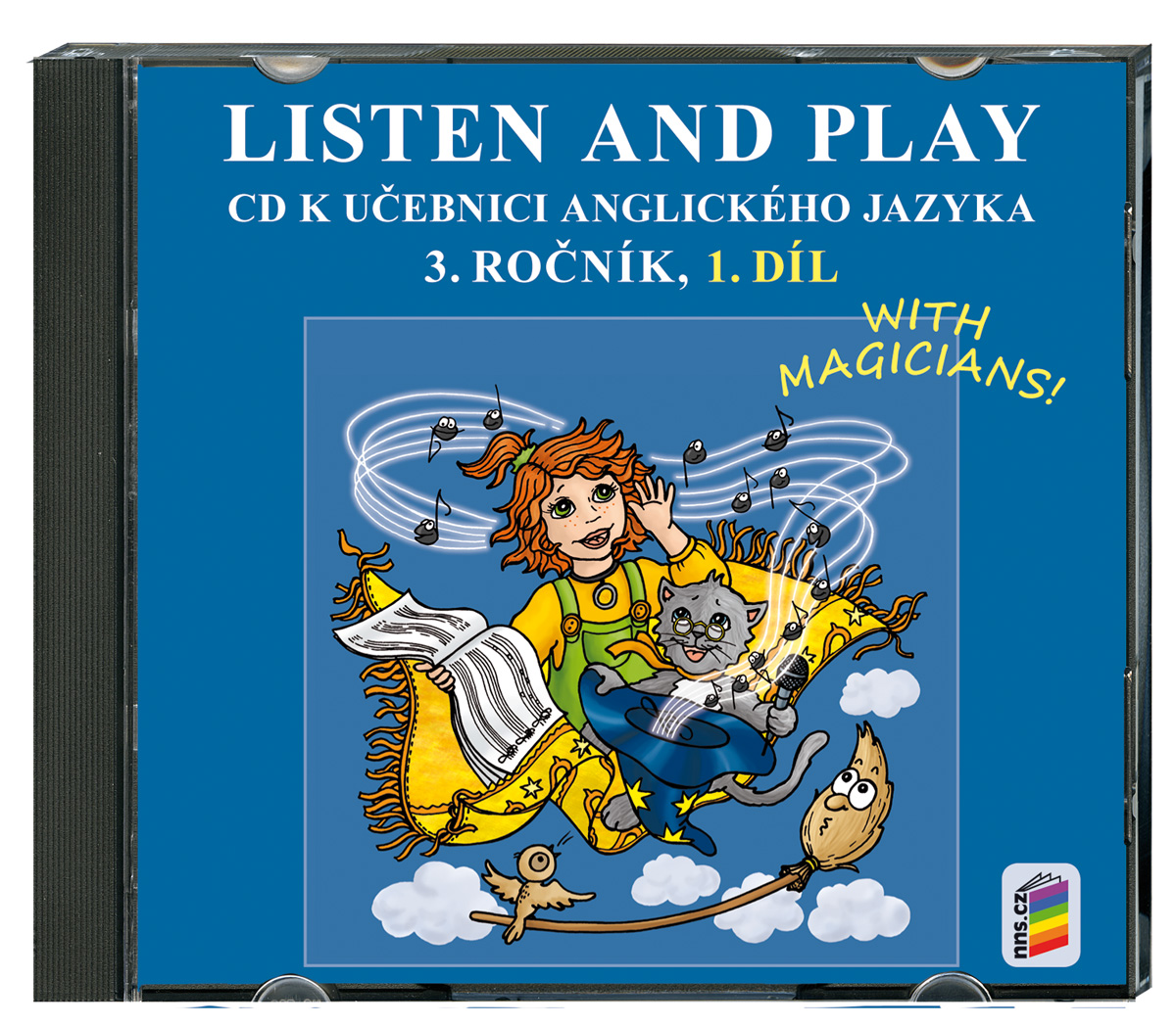 CD LISTEN AND PLAY With magicians! 1. díl