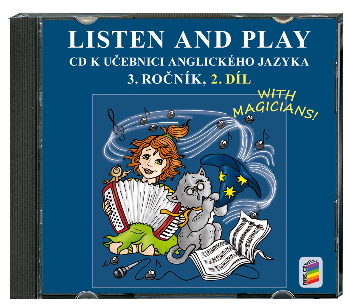CD LISTEN AND PLAY With magicians! 2. díl