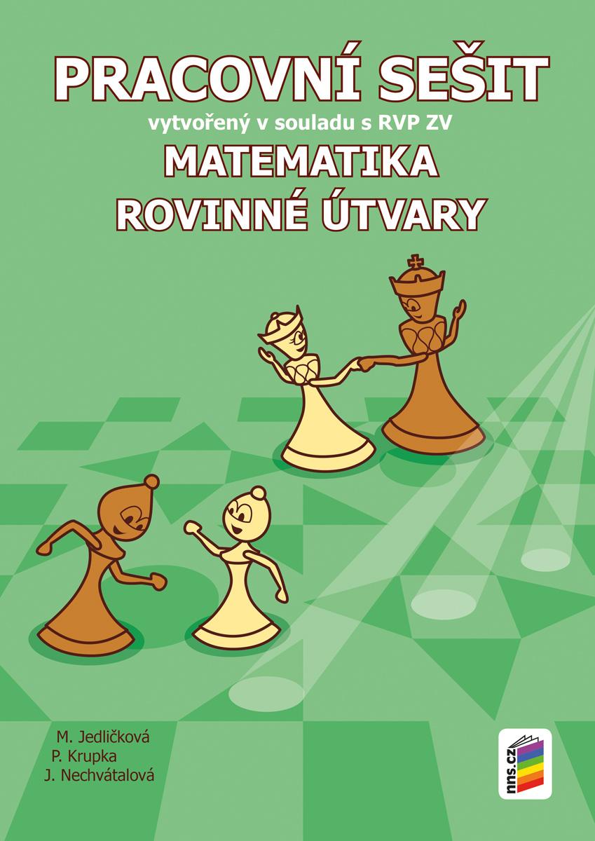 Matematika - Rovinné útvary (pracovní sešit)