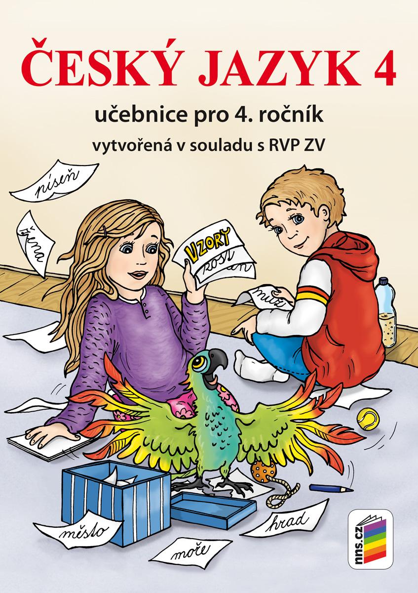 Český jazyk 4 (učebnice) - NOVÁ ŘADA