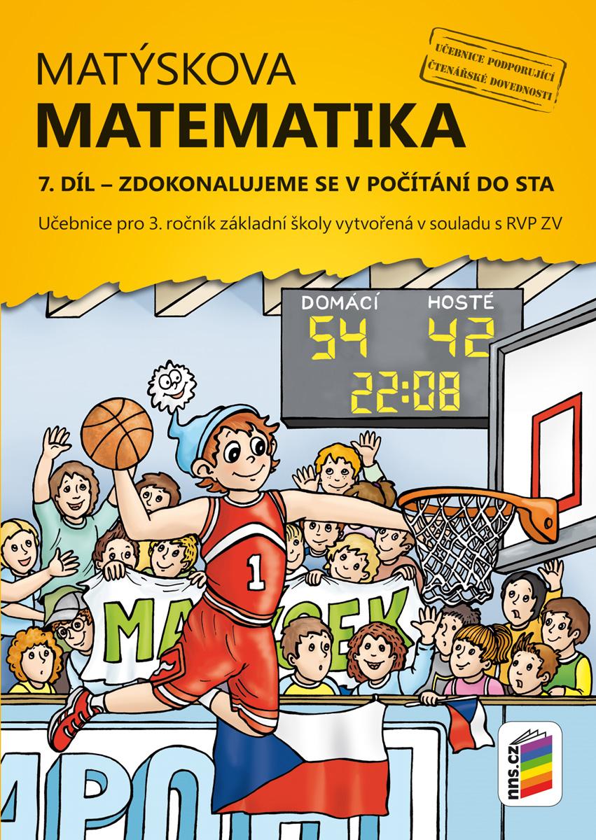 Matýskova matematika, 7. díl (učebnice)
