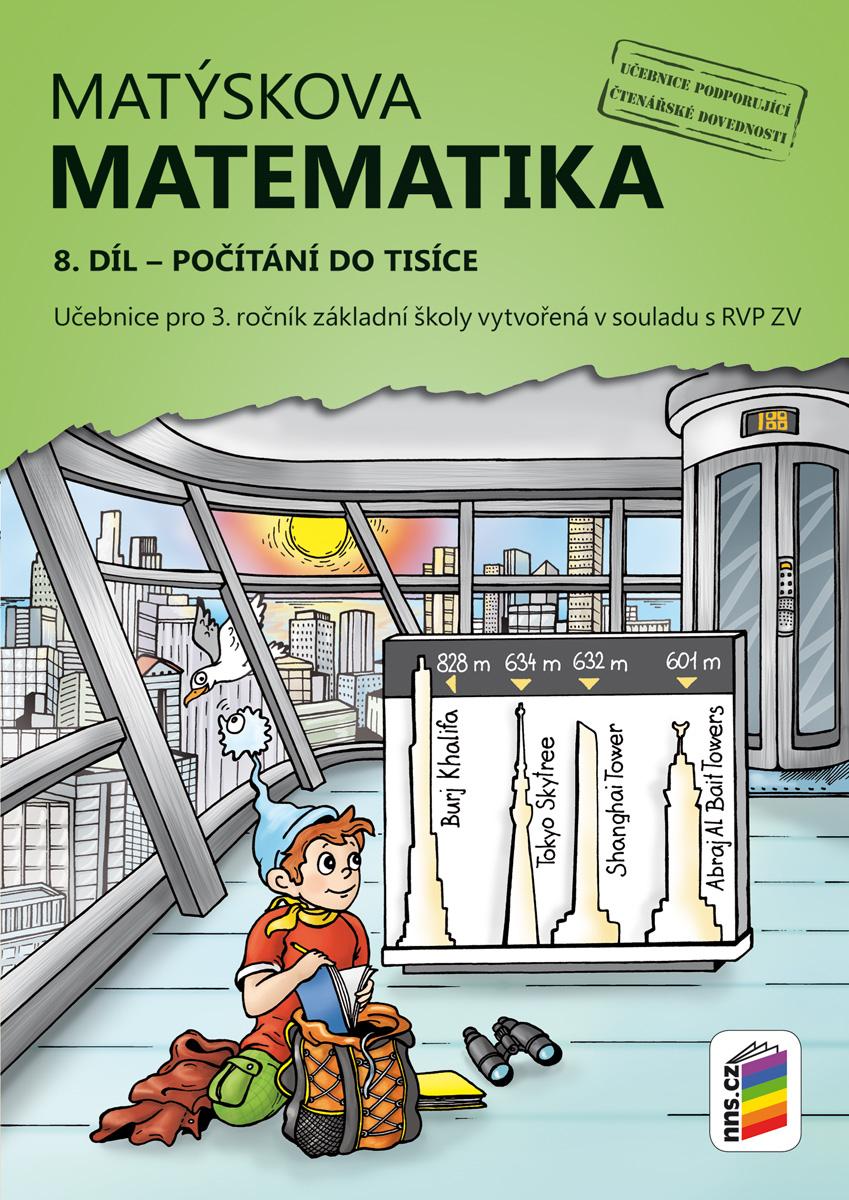 Matýskova matematika, 8. díl (učebnice)