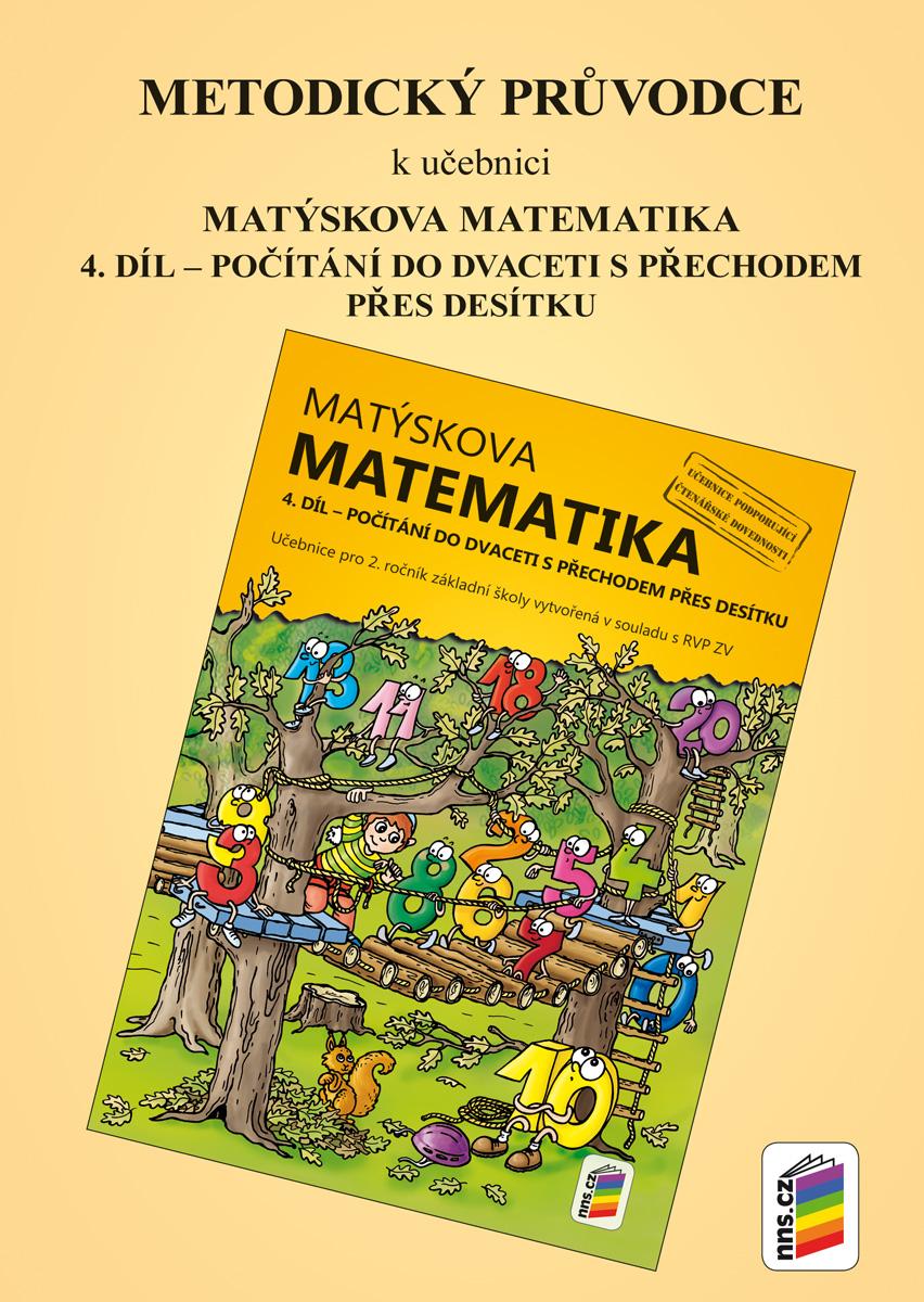Metodický průvodce k učebnici Matýskova matematika, 4. dí