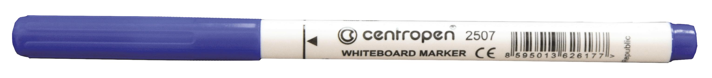 Modrý popisovač Centropen 2507