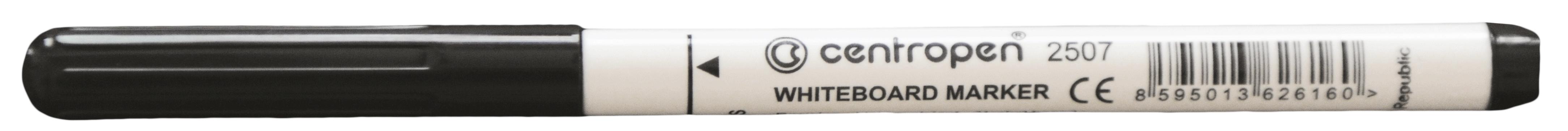 Černý popisovač Centropen 2507