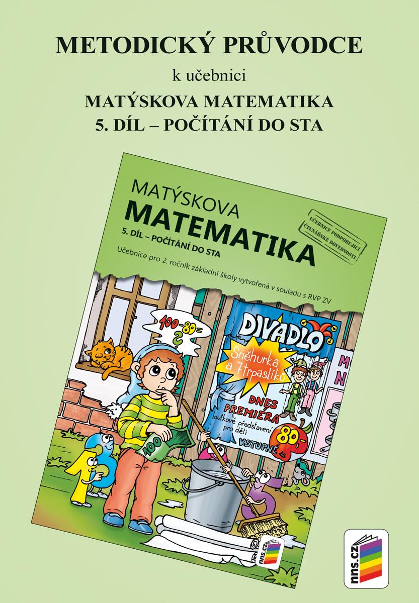 Metodický průvodce k učebnici Matýskova matematika, 5. díl