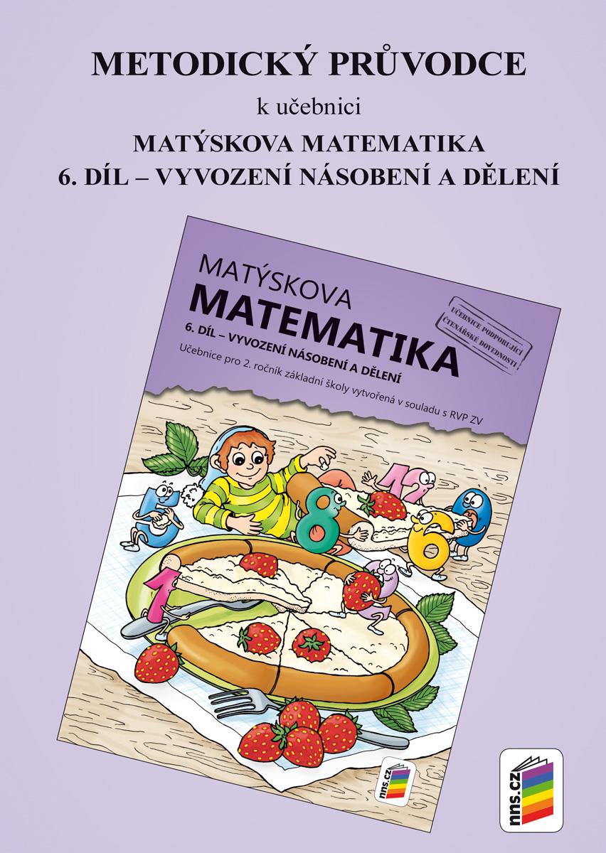 Metodický průvodce k učebnici Matýskova matematika, 6. díl
