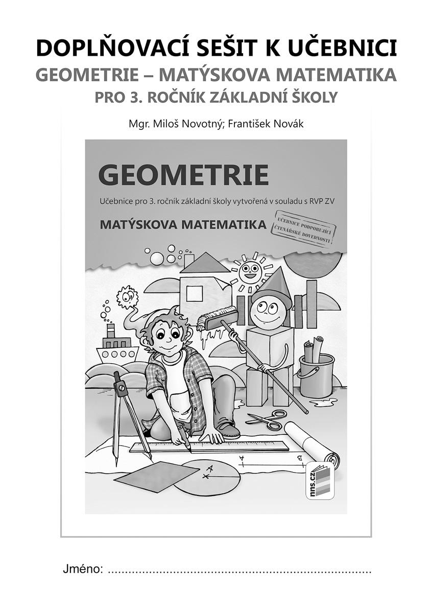 Doplňkový sešit k učebnici Geometrie