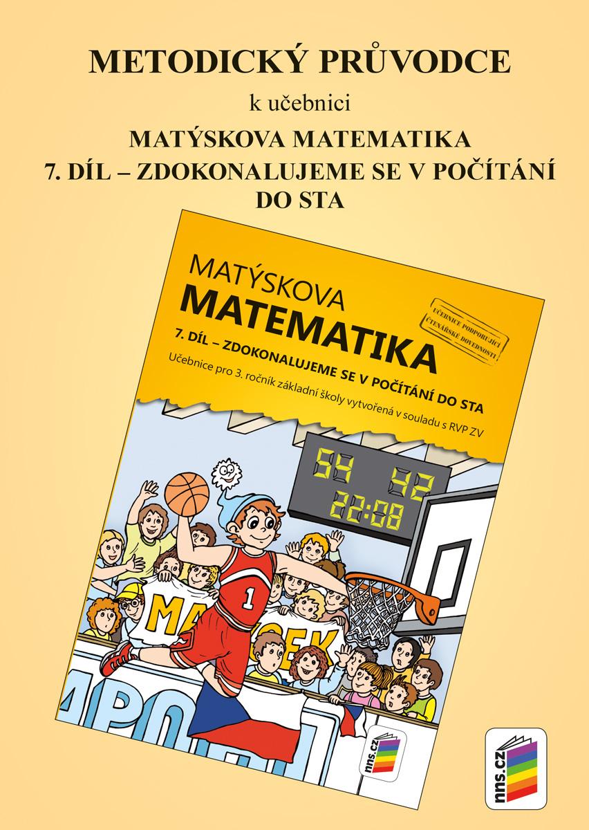 Metodický průvodce k učebnici Matýskova matematika, 7. díl NOVINKA