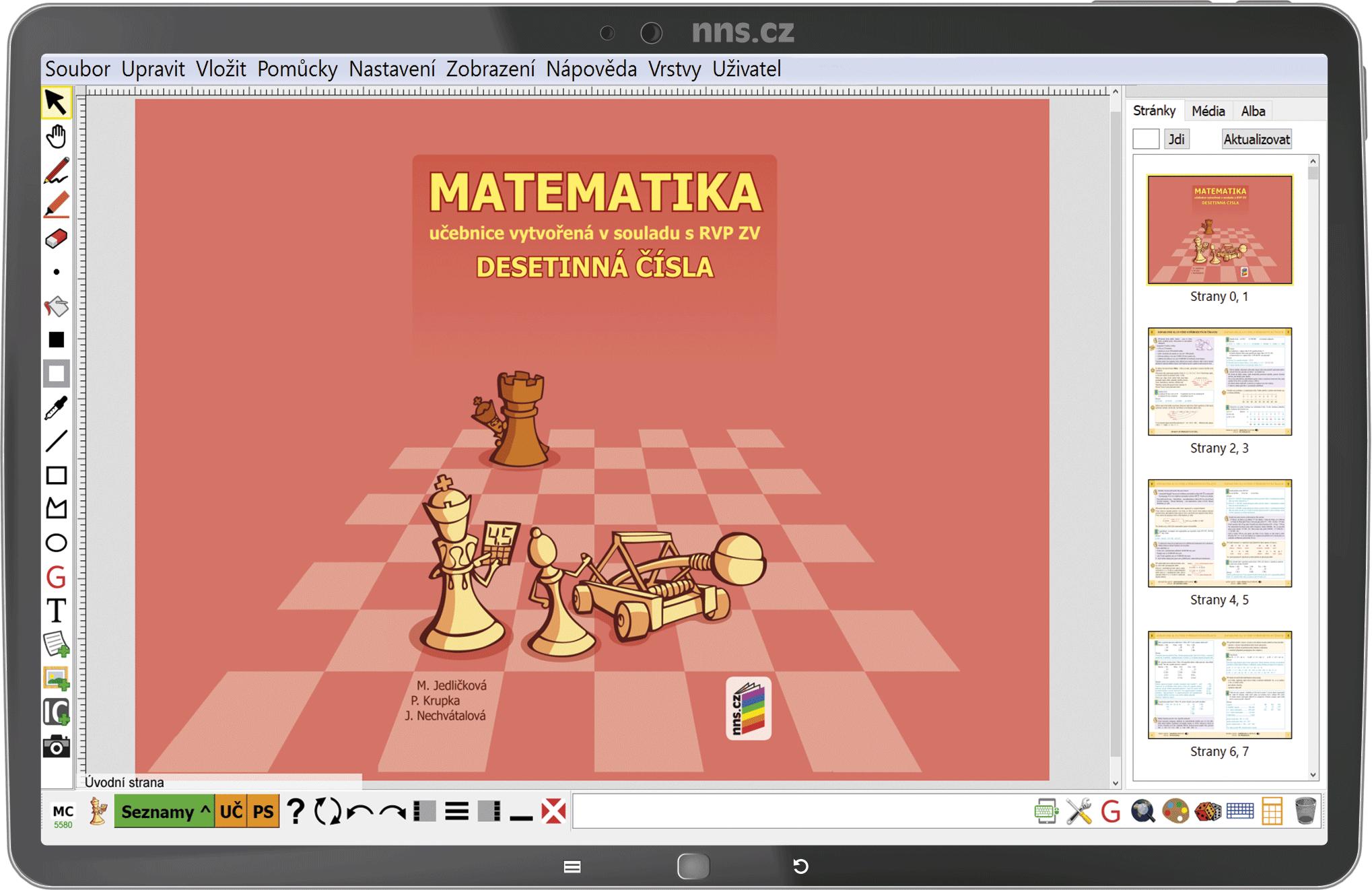 MIUč+ Desetinná čísla - žák. licence na 1 šk. rok