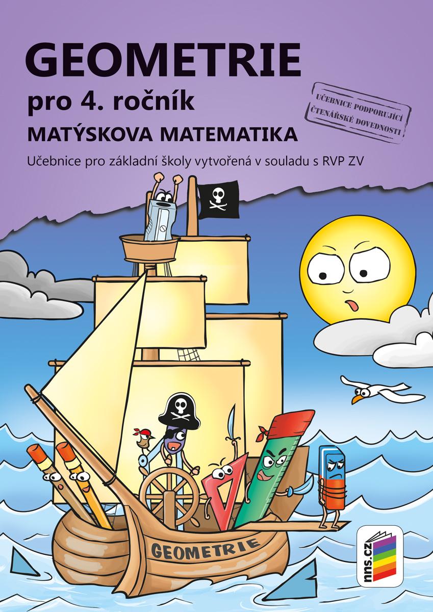 Geometrie pro 4. ročník, Matýskova matematika (učebnice)