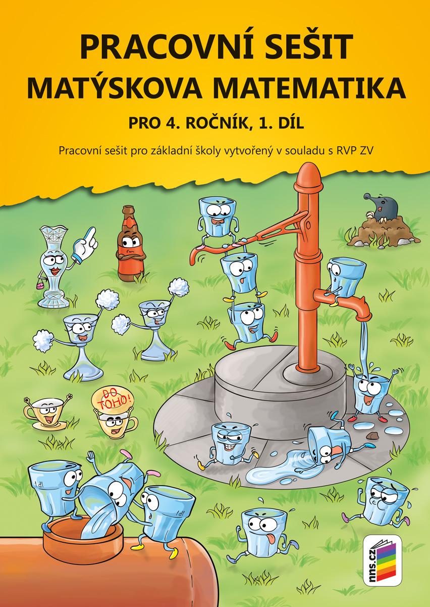 Matýskova matematika pro 4. ročník, 1. díl (PS)