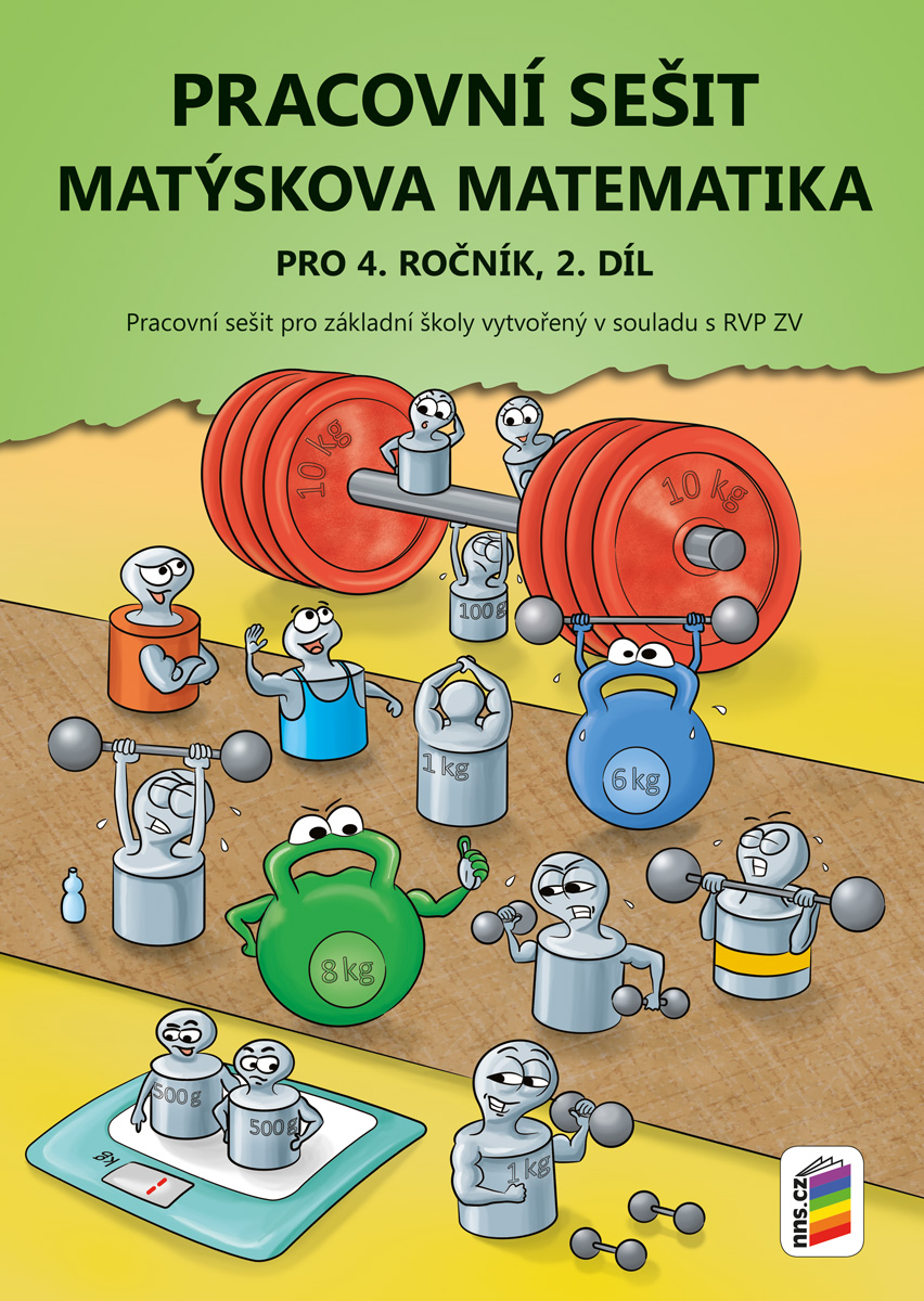Matýskova matematika pro 4. ročník, 2. díl (PS)