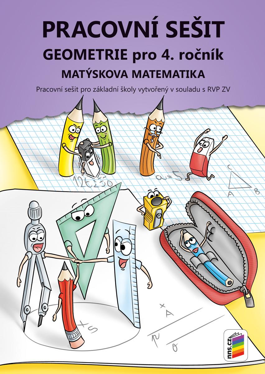 Geometrie pro 4. ročník, Matýskova matematika (PS)