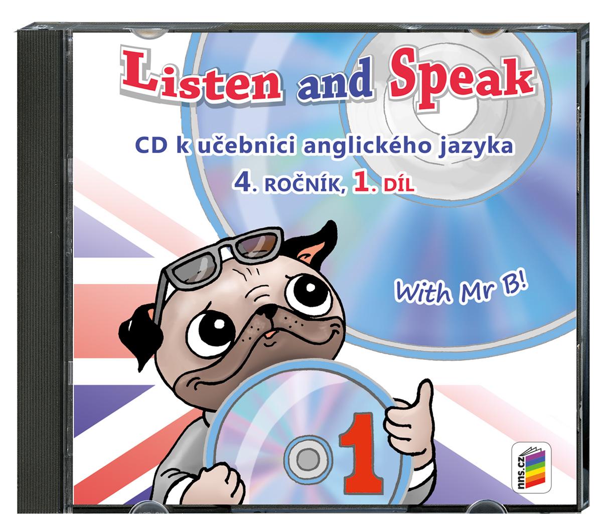 CD Listen and Speak, 1. díl