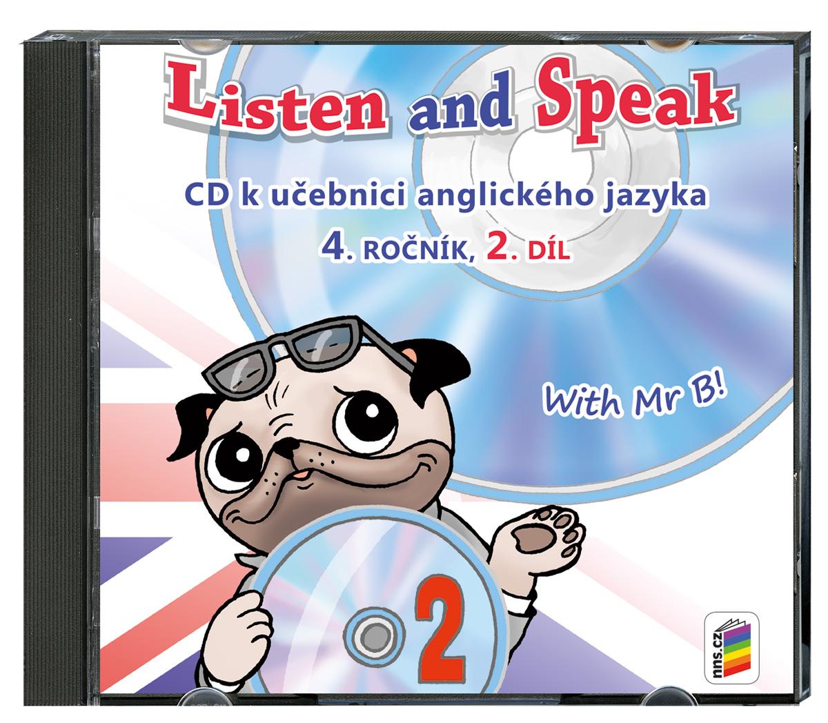 CD Listen and Speak, 2. díl