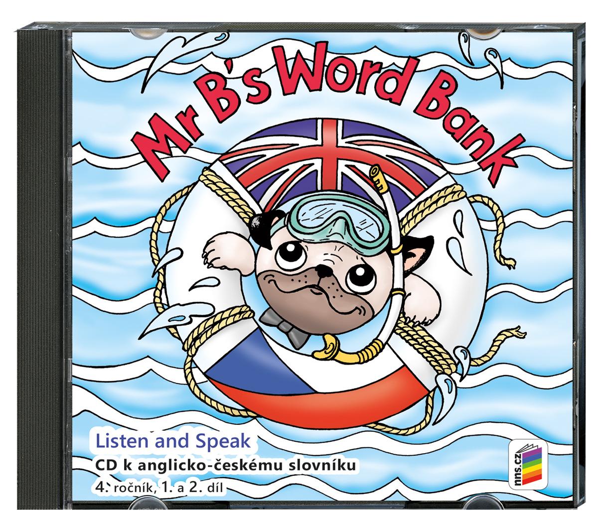 CD Mr. B Word bank