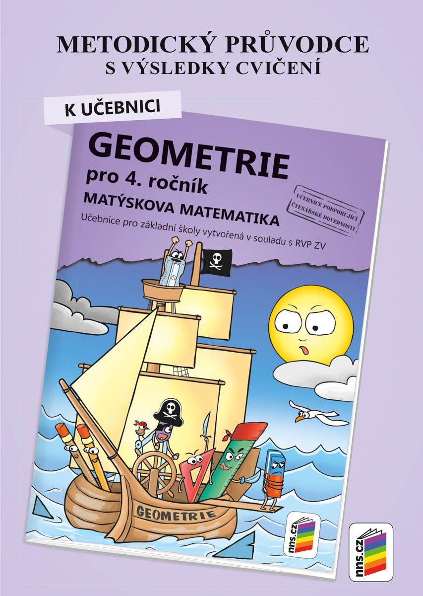 Metodický průvodce k učebnici Geometrie pro 4. ročník