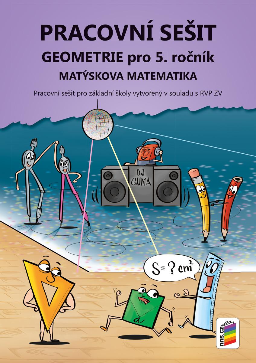 Geometrie pro 5. ročník, Matýskova matematika (PS)