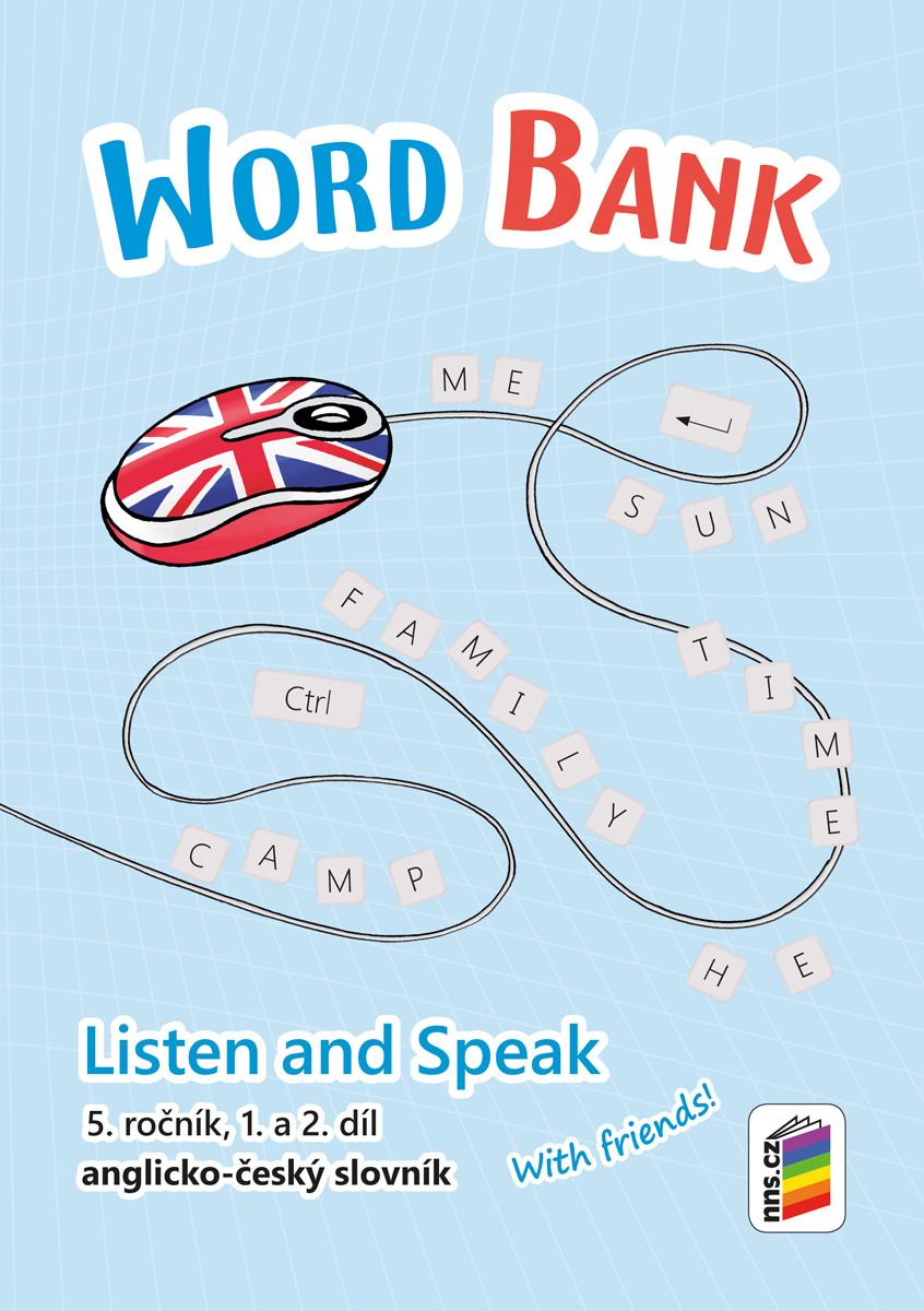 Slovníček Listen and Speak With friends!