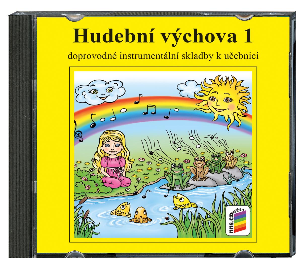 CD k učebnici HV 1
