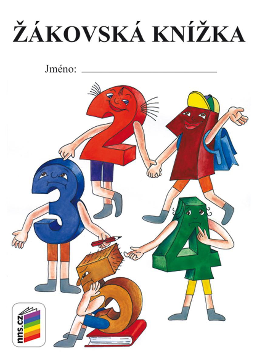 Žákovská knížka pro 3. až 9. ročník