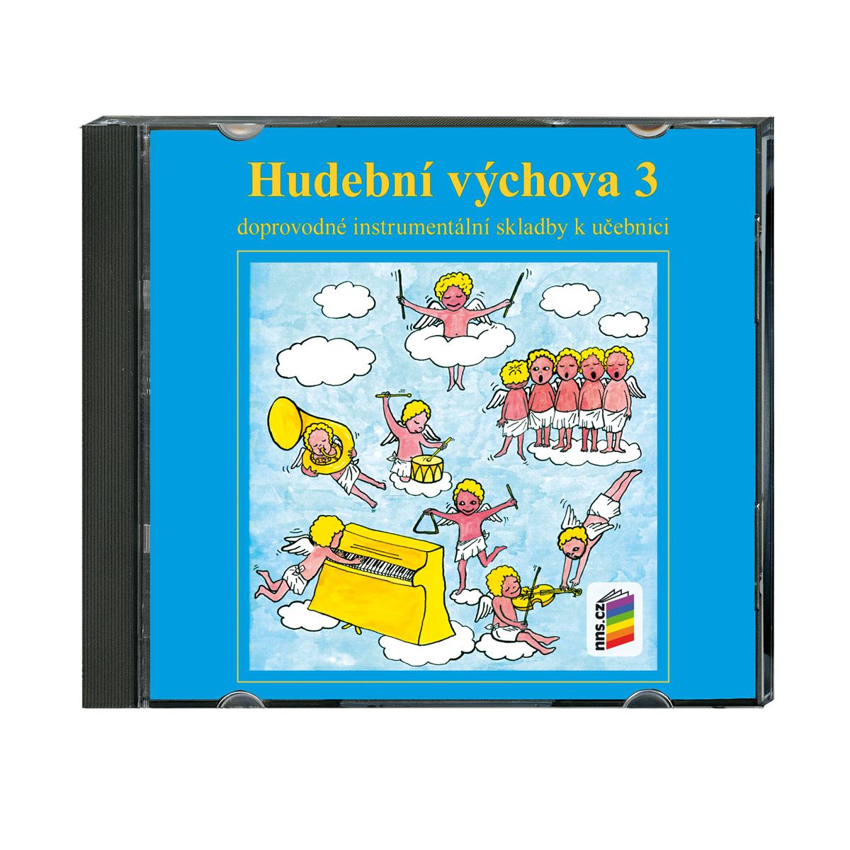 CD k učebnici Hv 3