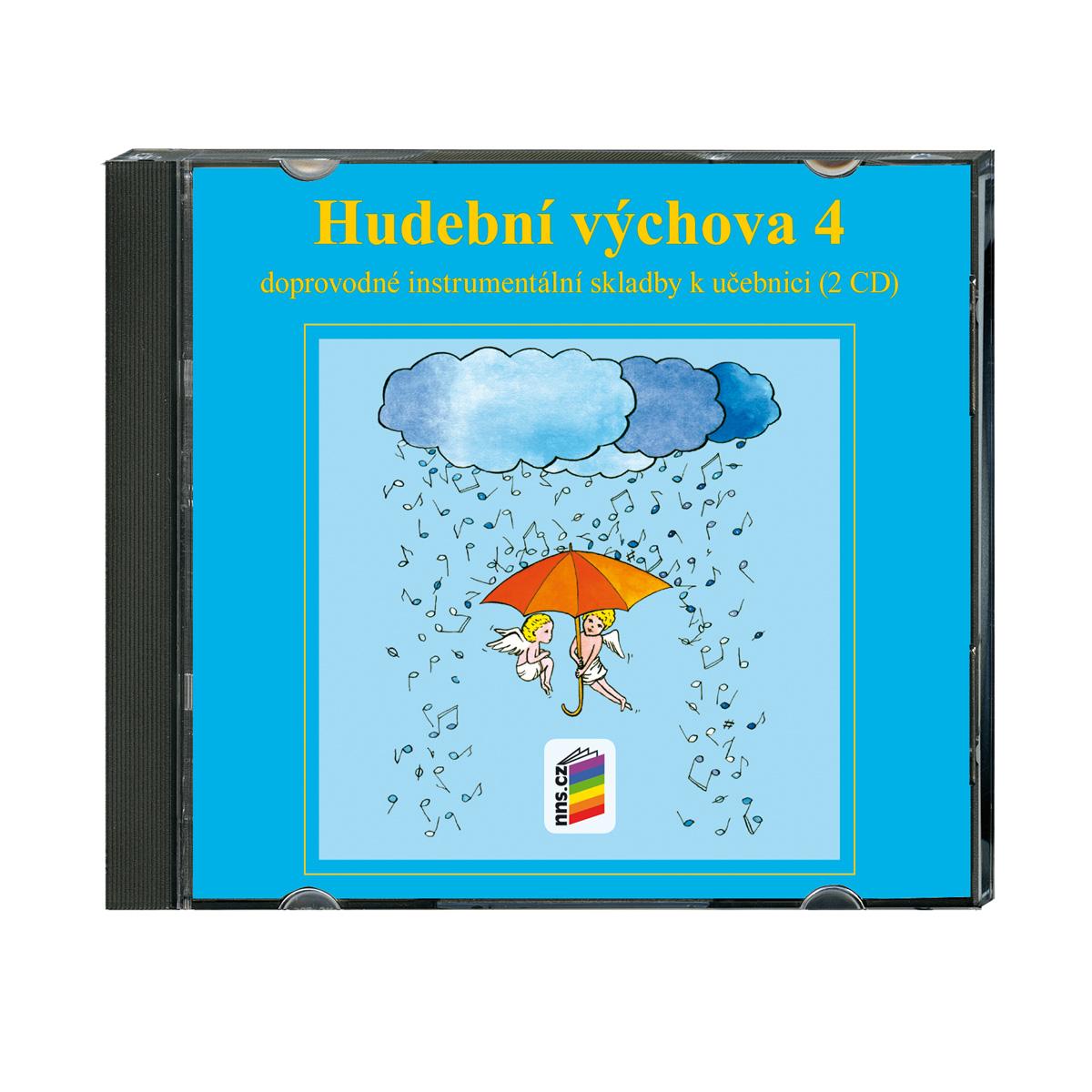 CD k učebnici HV 4