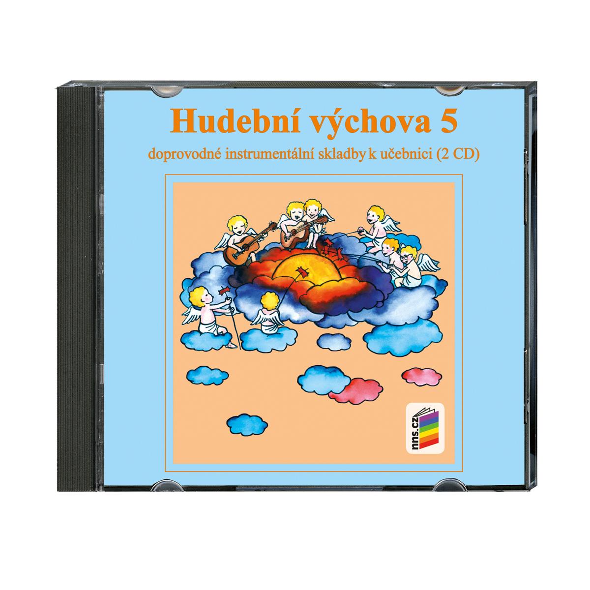 CD k učebnici HV 5