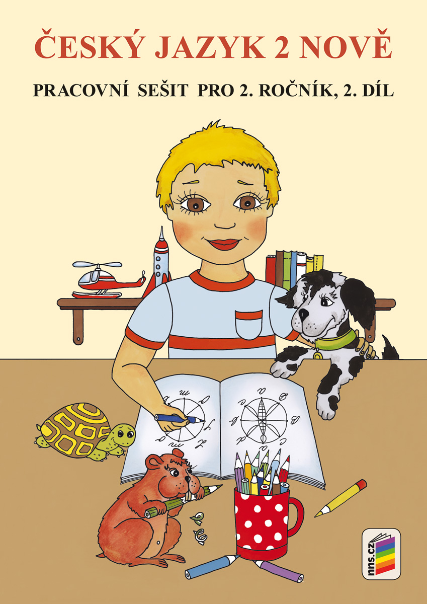 Český jazyk 2, 2. díl (pracovní sešit) - původní řada