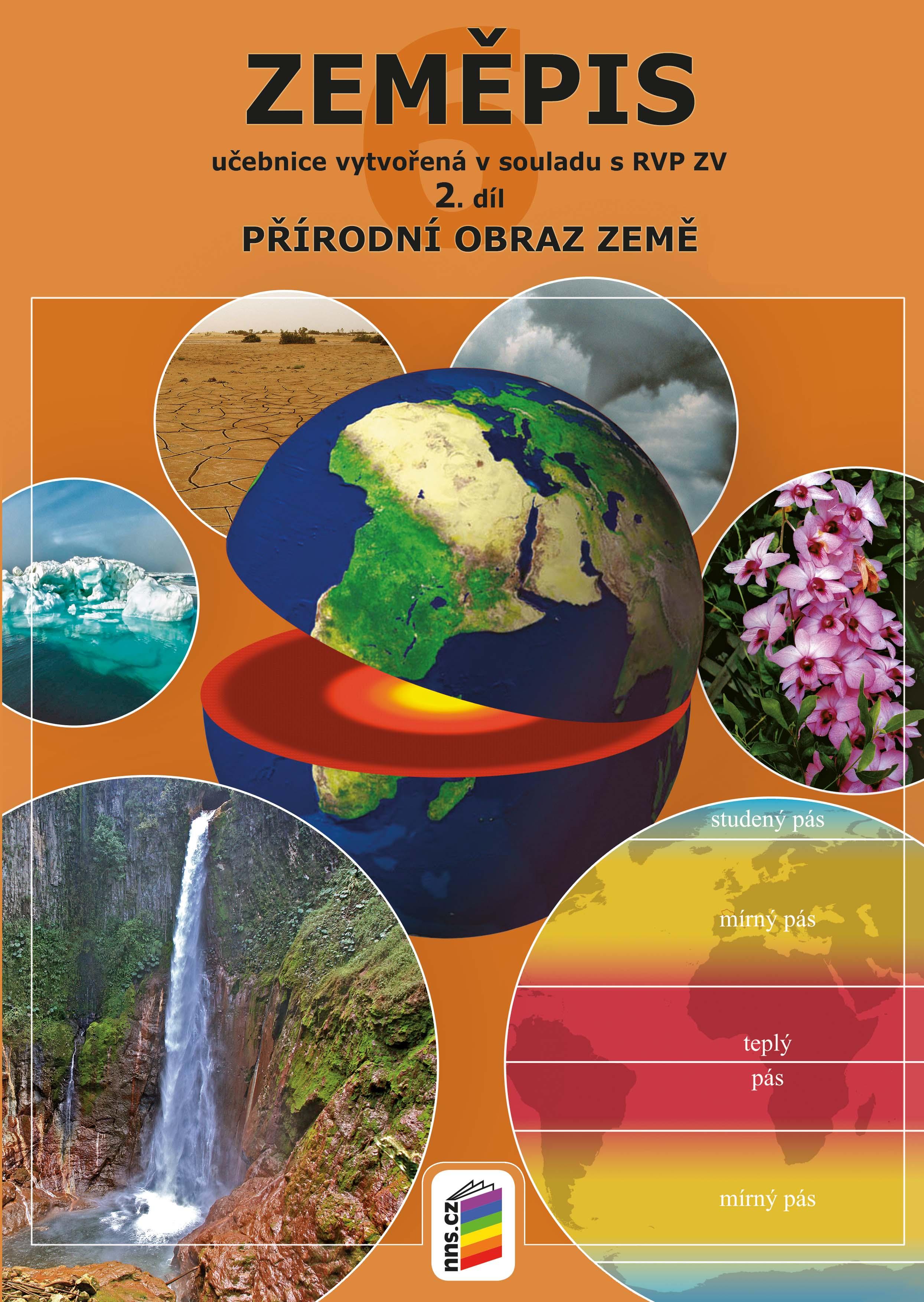 Zeměpis 6, 2. díl - Přírodní obraz Země