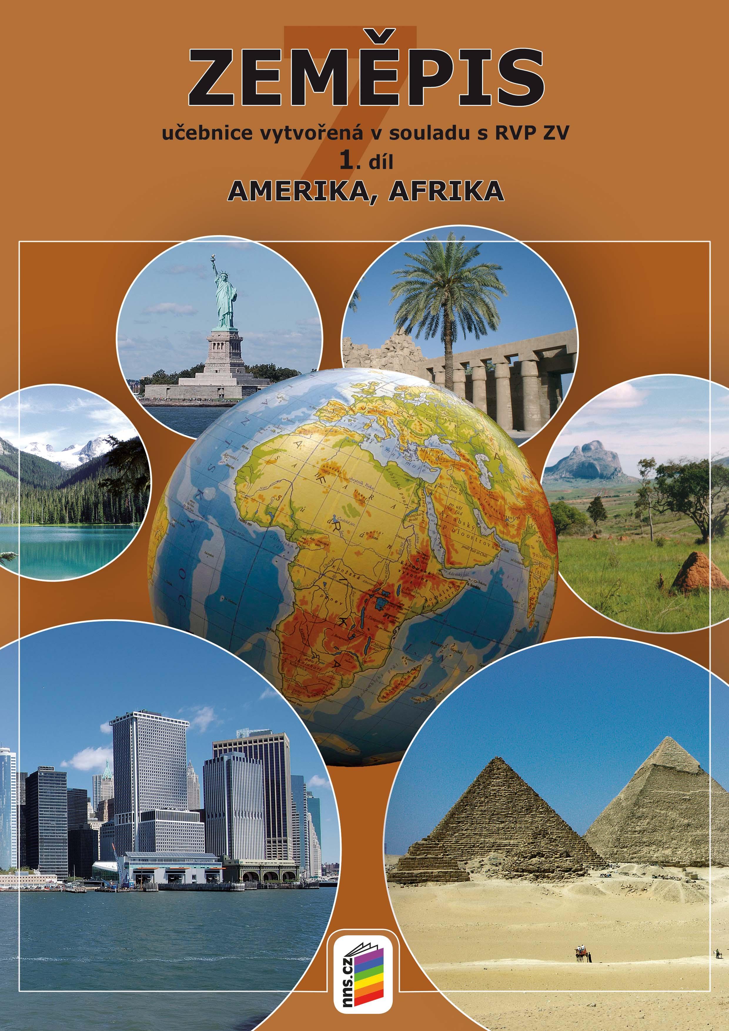 Zeměpis 7, 1. díl - Amerika, Afrika
