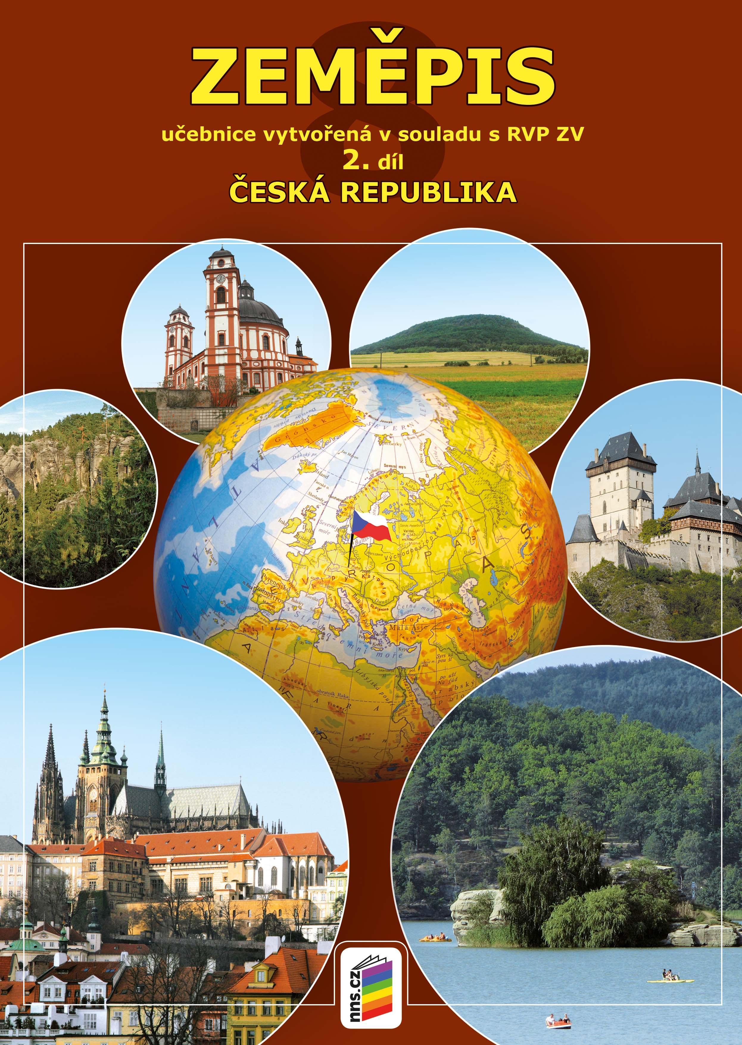Zeměpis 8, 2. díl - Česká republika