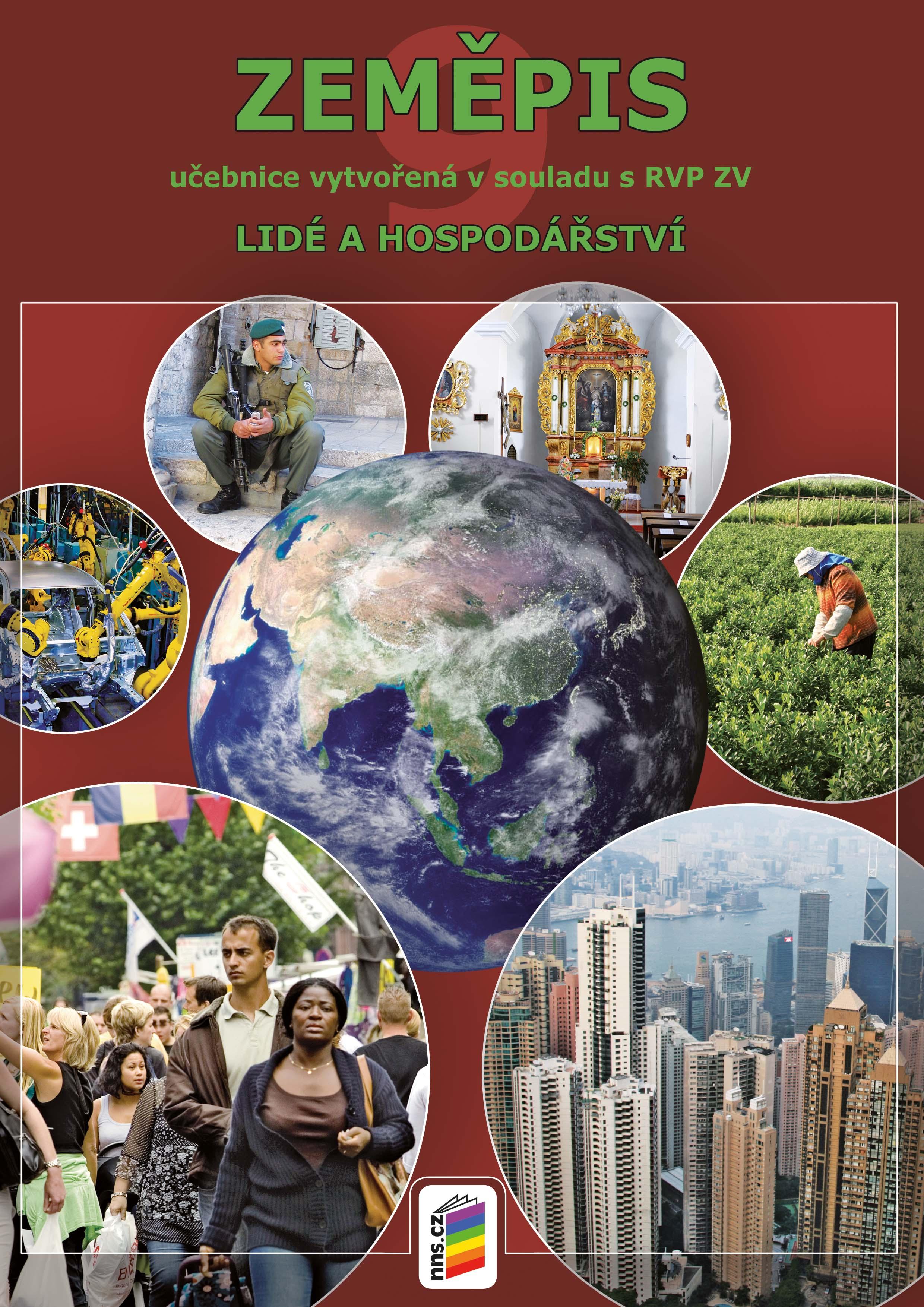 Zeměpis 9 - Lidé a hospodářství
