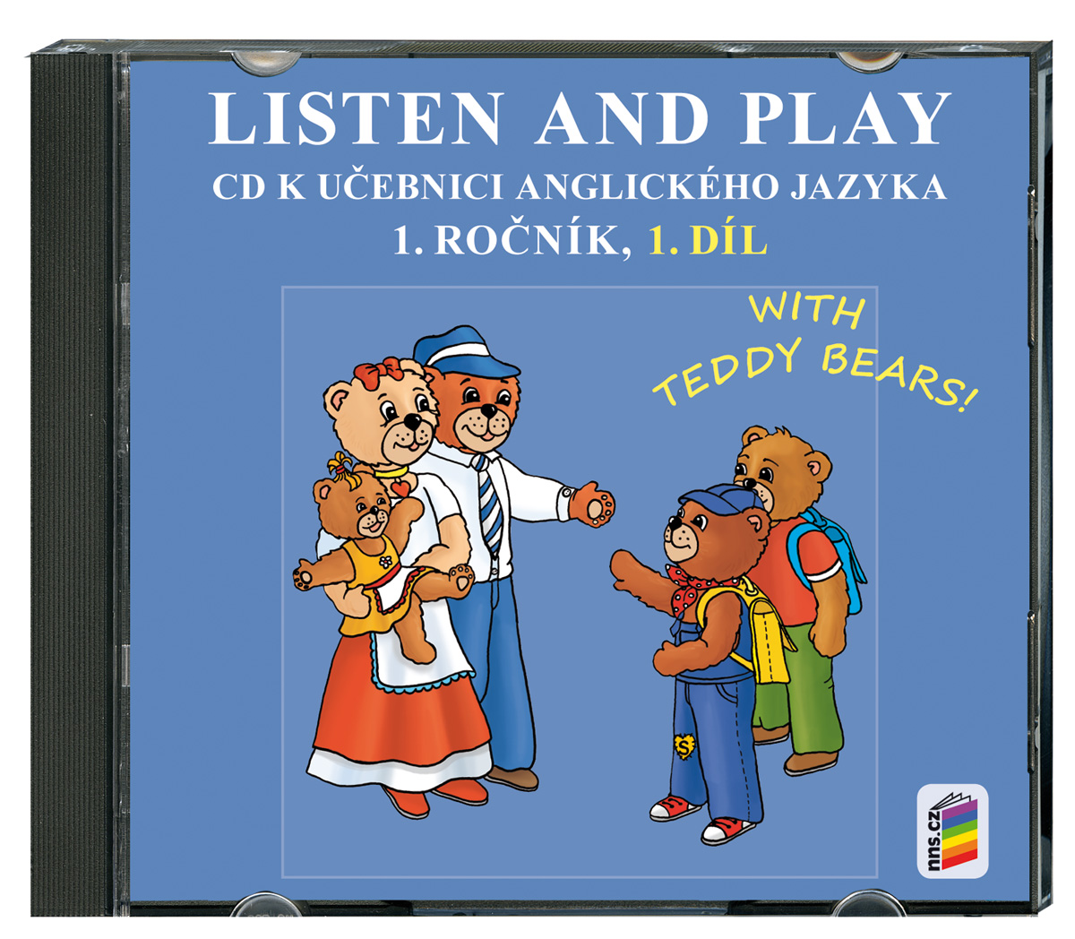 CD Listen and play - WITH TEDDY BEARS!, 1. díl