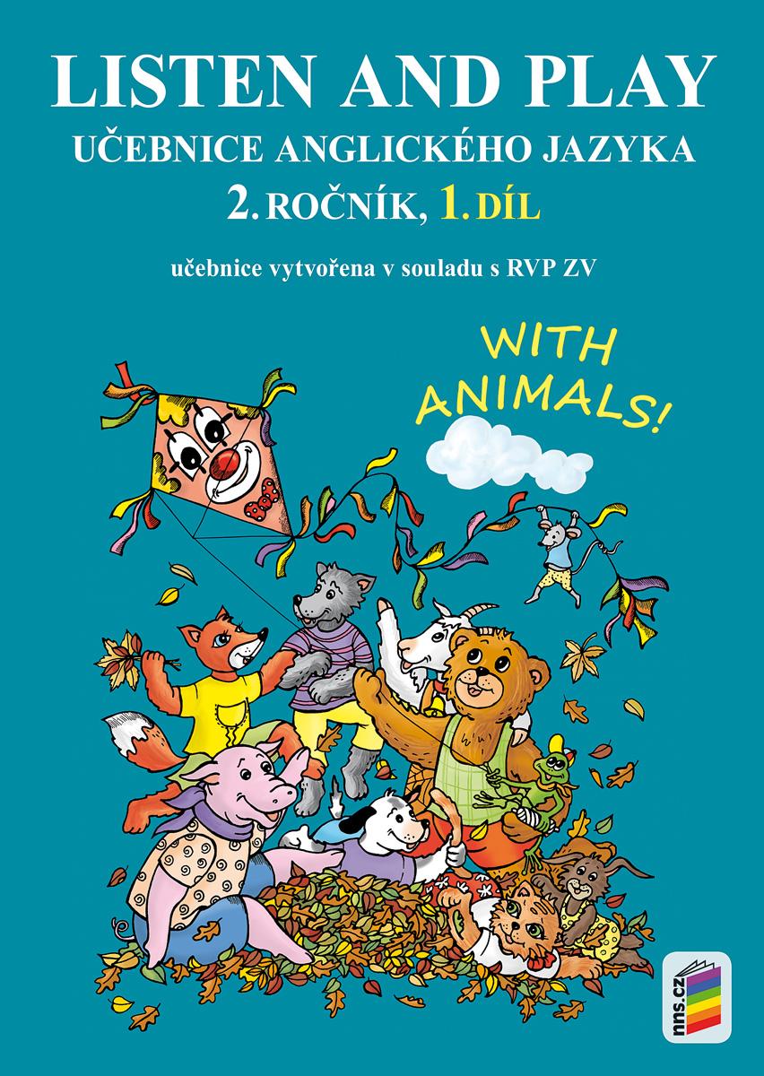 Listen and play - WITH ANIMALS!, 1. díl (učebnice)