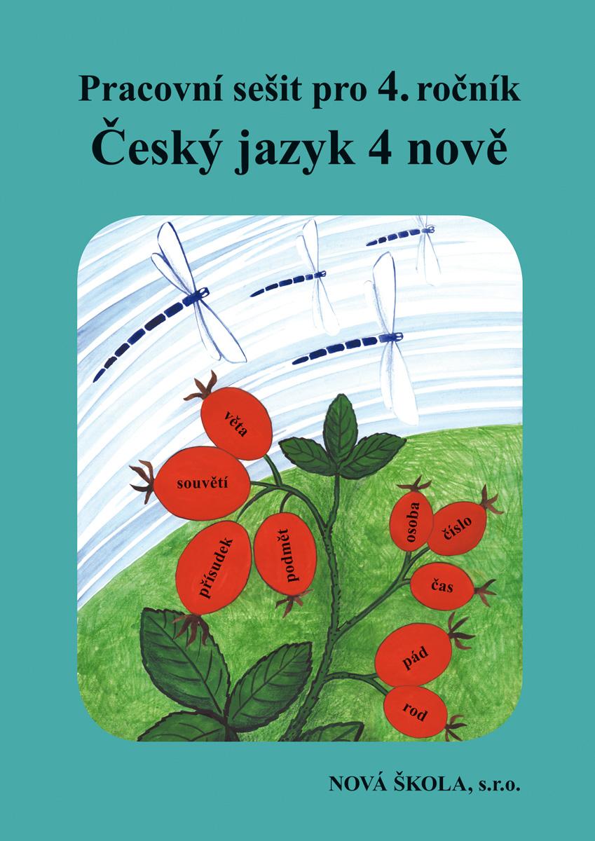 Český jazyk 4 nově (pracovní sešit)