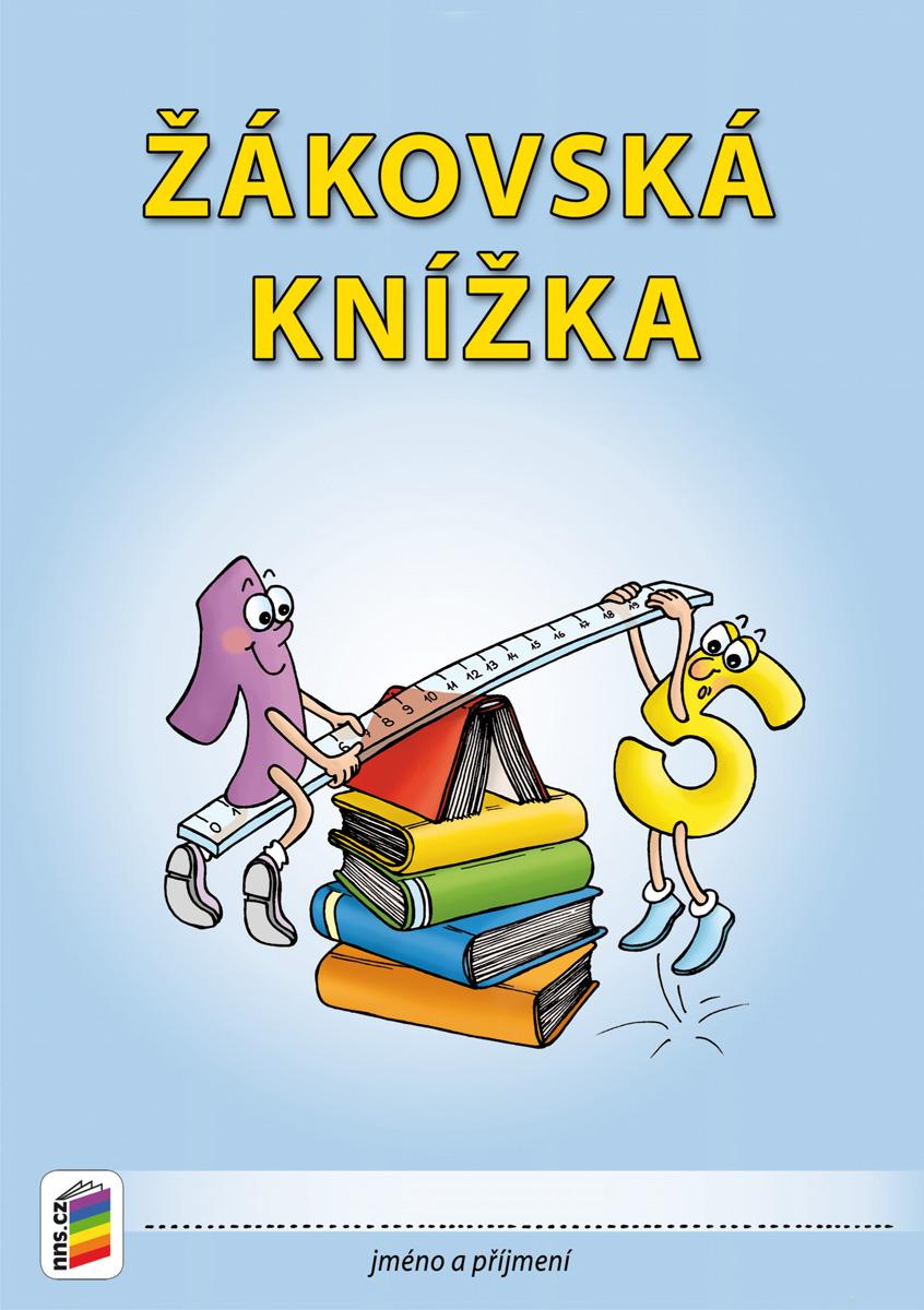 Žákovská knížka pro 3. až 9. ročník (modrá)