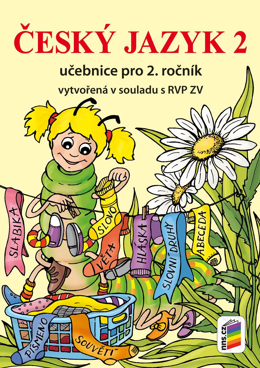 Český jazyk 2 (učebnice) - nová řada