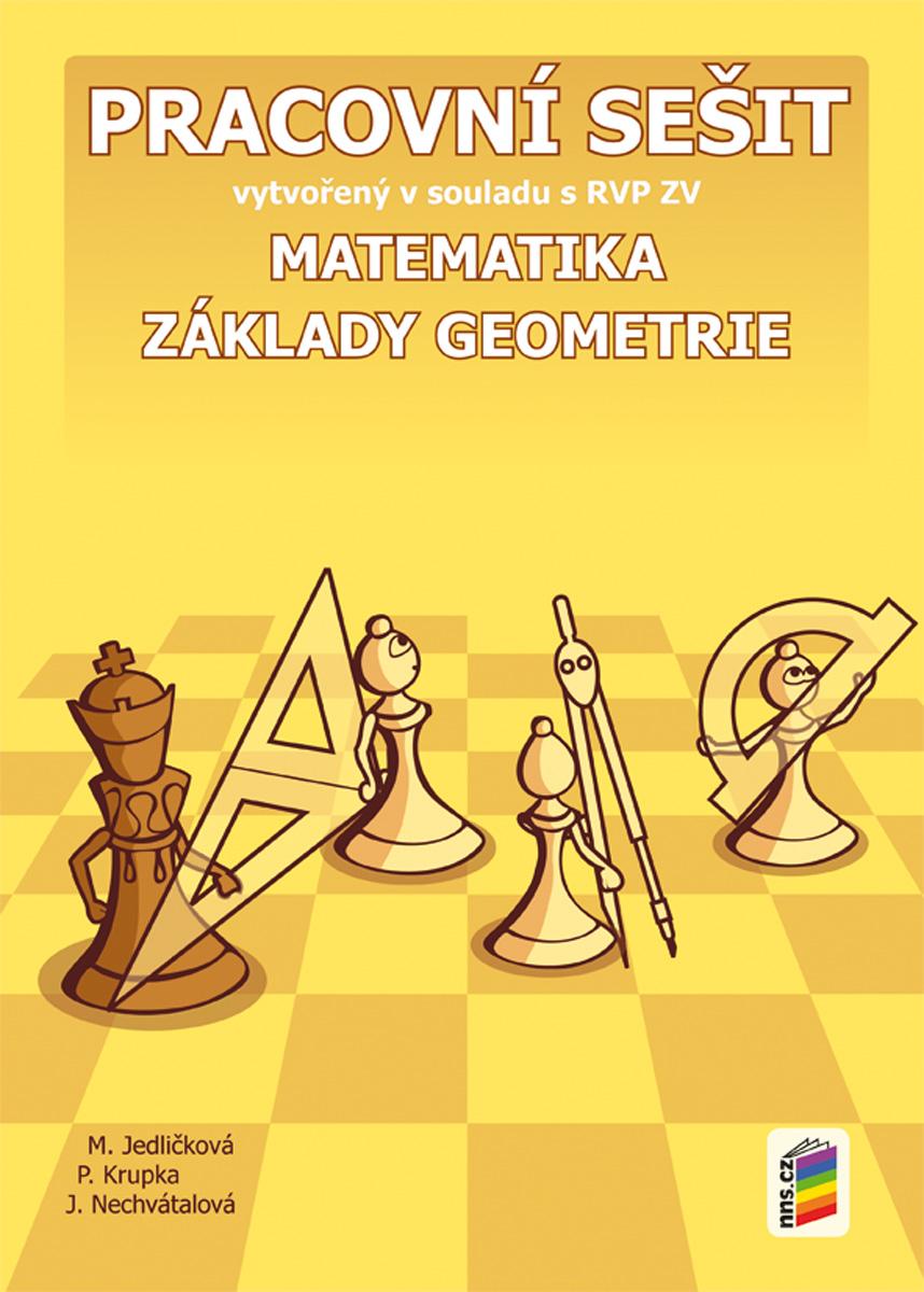 Matematika - Základy geometrie (pracovní sešit)