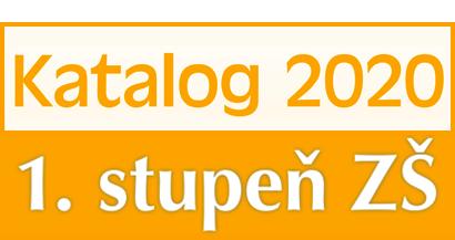 Katalog 2020 pro 1. stupeň