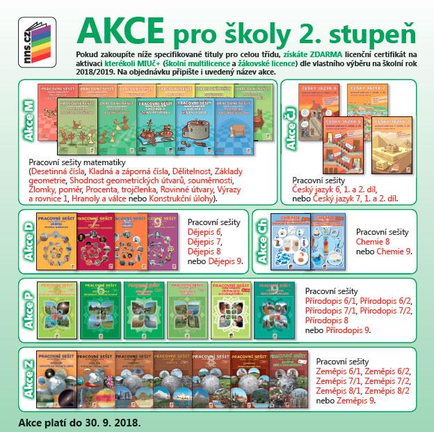 akce pro skoly 2018 2. stupen nova skola